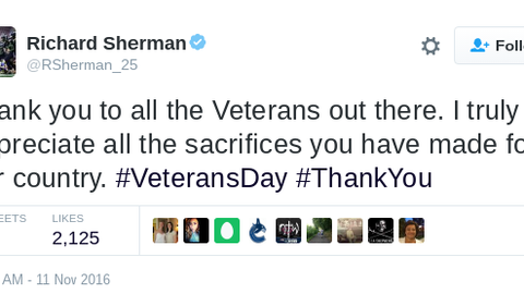 Richard Sherman, Seattle Seahawks