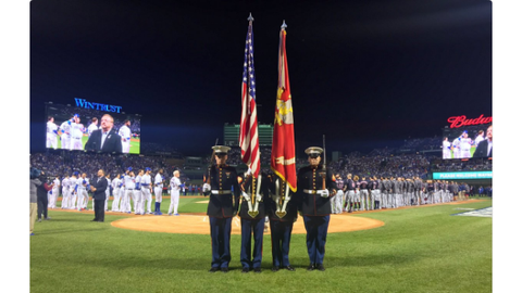 Chicago Cubs, World Series champions