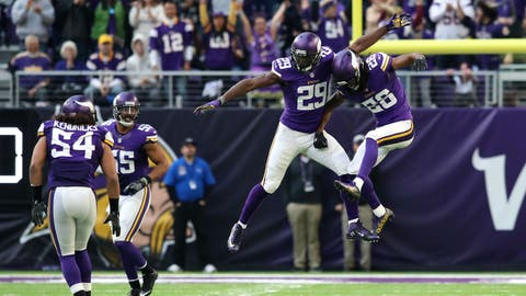 Minnesota Vikings (last week: 13)