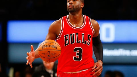 A Bulls victory