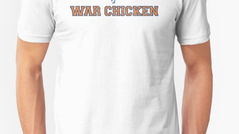 """War Chicken"" —Alabama-Auburn"