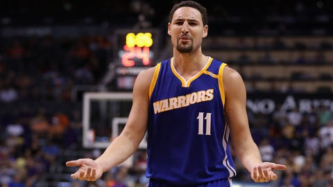 To Golden State for Klay Thompson