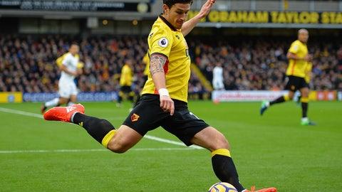 Sunday: Watford vs. Stoke City