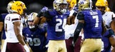 (6) Washington Huskies defeat Arizona State Sun Devils, 44-18
