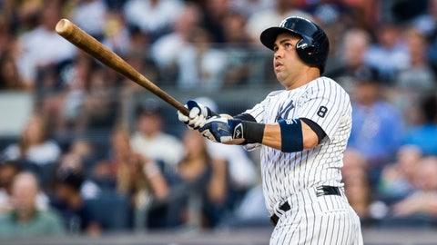 Yankees - Carlos Beltran