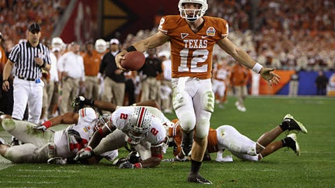 2009 Fiesta Bowl   Texas 24, Ohio State 21
