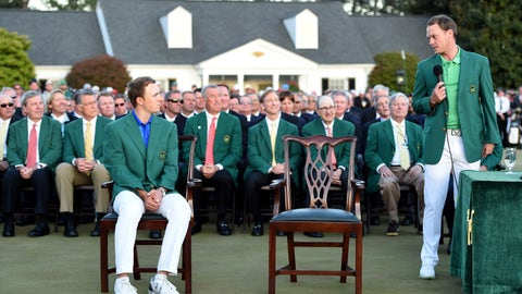 The Masters - $1,196