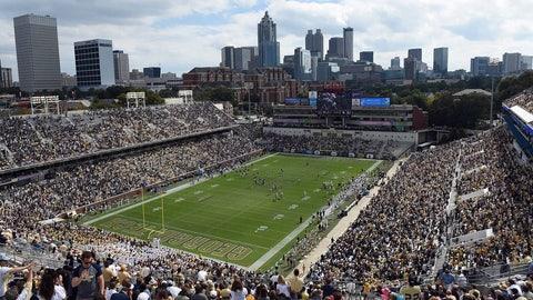March 5 -- Atlanta United (Bobby Dodd Stadium)