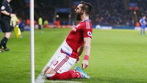 Monday: Middlesbrough vs. Hull City