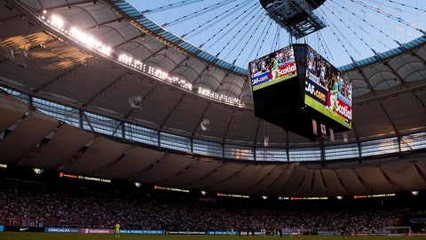March 5 -- Vancouver Whitecaps (BC Place)