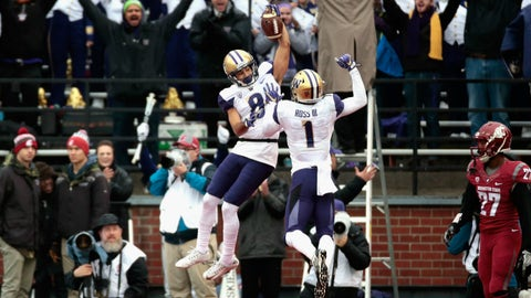 Pac-12 championship game: No. 4 Washington 41, No. 8 Colorado 10 (Friday)
