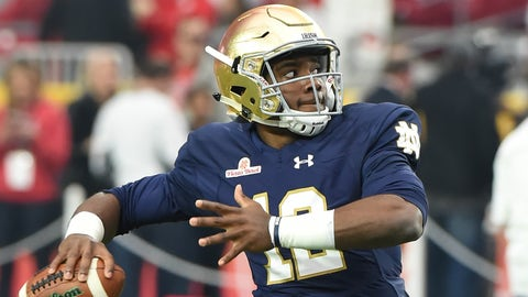Brandon Wimbush (Redshirt Sophomore)