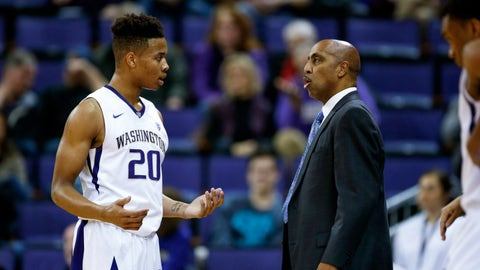 Washington is still a grease fire and Lorenzo Romar's job should be on the line