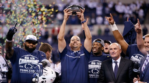 James Franklin, Penn State | $4,500,000