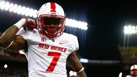 New Mexico Bowl: UTSA (+7.5) vs. New Mexico