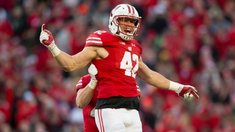 Wisconsin's defensive strength will go directly against Penn State's weakness