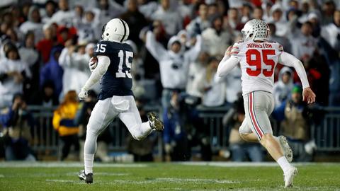 Penn State stuns Ohio State