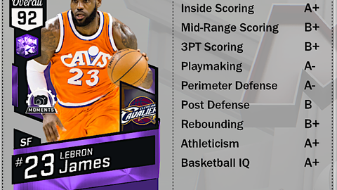 Amethyst LeBron James