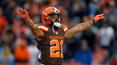 Cleveland Browns end their drought