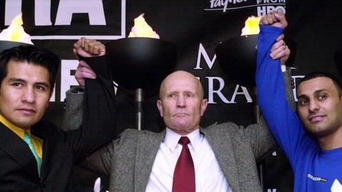 Utah: Mills Lane (judge, boxing referee)