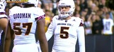 Zane Gonzalez up for Lou Groza Award