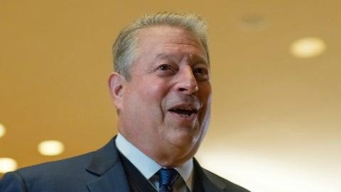 Vanderbilt: Al Gore (former Vice President of the United States)