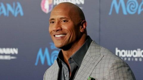 Miami (FL): Dwayne Johnson (actor/wrestler/football player/motivation speaker)
