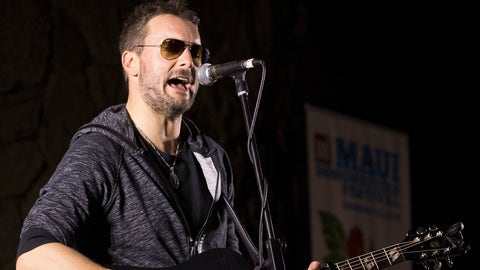 Appalachian State: Eric Church (country music singer)