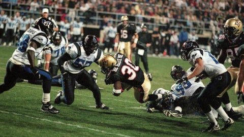 Western Kentucky: Rod Smart (former professional player)