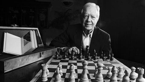 Navy: Jimmy Carter (Former President of the United States)