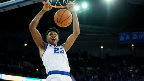 Juggernaut No One is Talking About: Creighton