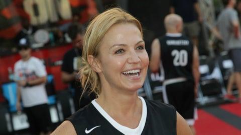 Texas-San Antonio: Michelle Beadle (sports TV personality)