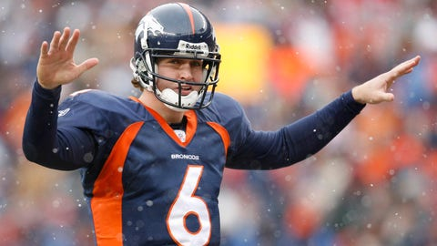 Jay Cutler and the Broncos