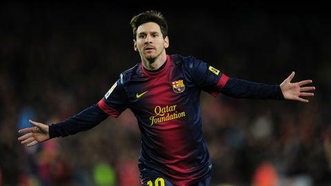 Most consecutive La Liga appearances with a goal