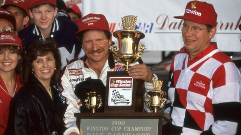 Winston Cup Series, 1971-2003