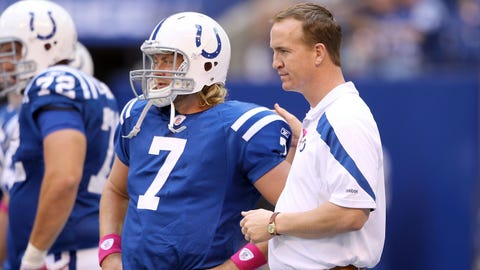 2011 Colts (0-13): Finished 2-14