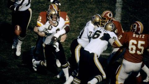 1980 Saints (0-14): Finished 1-15