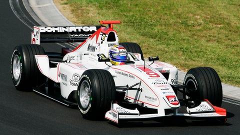 GP2 champion