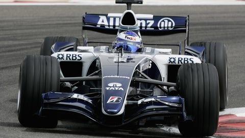 Formula One debutant