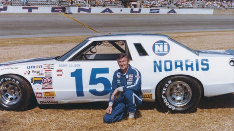 1978, Bobby Allison, 159.730 mph