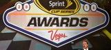 Best photos from NASCAR Sprint Cup Awards Banquet