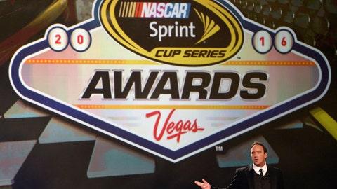 NASCAR Sprint Cup Series Awards Banquet