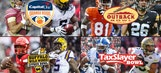 Bowl season: Where state teams are headed and who is coming to Florida
