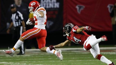 Atlanta Falcons (last week: 4)