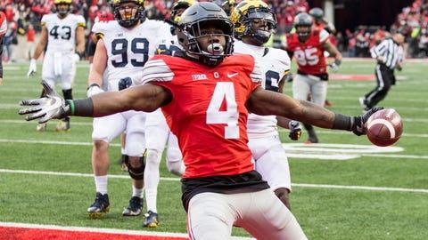 All-purpose: Curtis Samuel, Ohio State