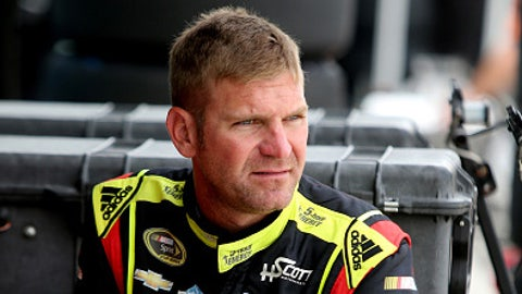 The old Clint Bowyer