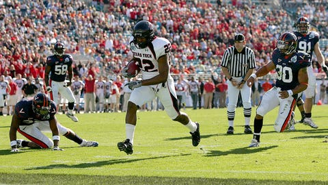 2008 Gator Bowl   Texas Tech 31, Virginia 27
