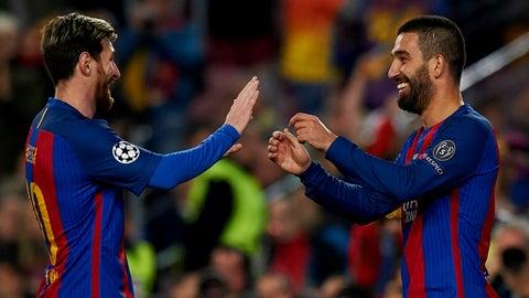 Barcelona still embarrassingly loaded up top
