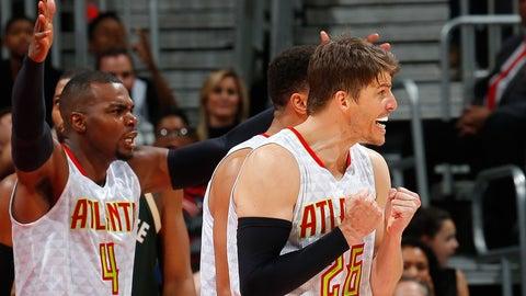 The Atlanta Hawks will struggle to score 70 points per game