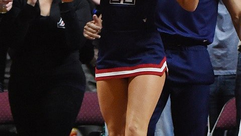 Arizona cheerleader